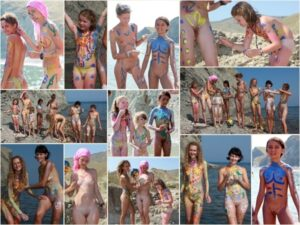 Read more about the article Young nudists photo – A mediterranean crag