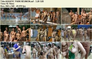 Read more about the article Pure nudism video – Aquatic park reunion