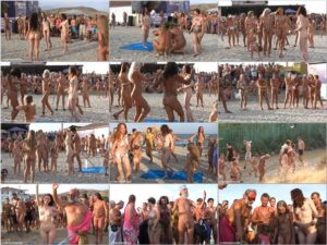 Read more about the article Family nudism video – Cool day at the beach