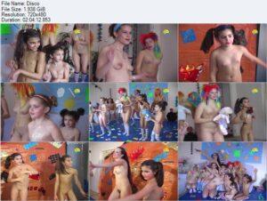 Naturist Freedom video – Disco