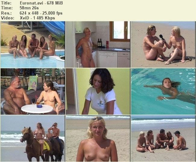 Nudism video