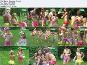 Naturist Freedom video – European hawaii