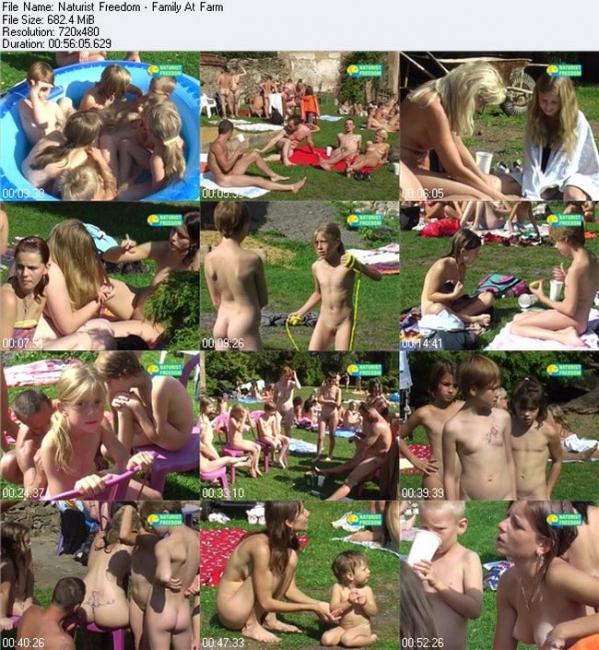 Naturist Freedom video