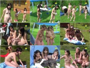 Read more about the article Naturist Freedom video – Hoola hoola