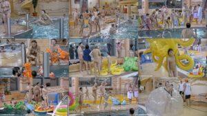 Pure Nudism HD – Indoor water runners [vol 1]