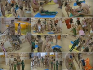 Read more about the article Family nudism video – Indoor water runners [vol 2]