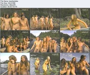 Read more about the article Nudism video – Karelian lake