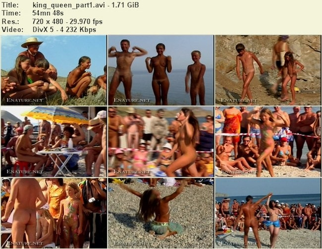 Enature nudism video