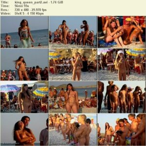 Read more about the article Enature nudism video – King queen part2