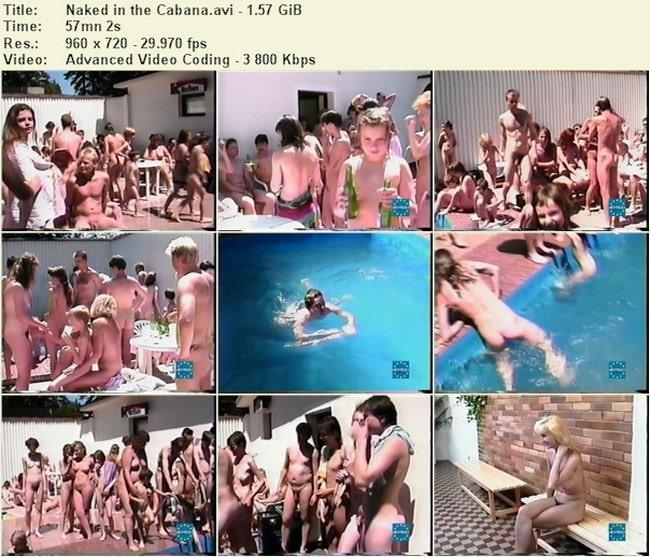 Eurovid FKK nudism video