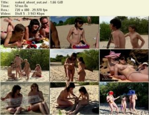 Read more about the article Enature nudism video – Naked shoot out