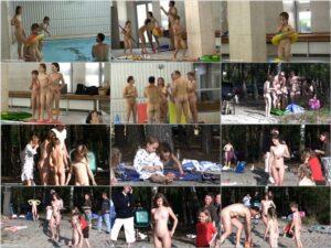 Family nudism video – Naturist sport medley [vol 1]