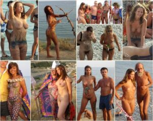 Read more about the article Young nudists photo – Neptune day beach dance