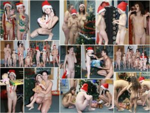 Read more about the article Young nudists photo – New year celebration