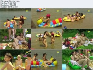 Read more about the article Naturist Freedom video – On the lake
