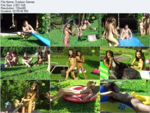 Read more about the article Naturist Freedom video – Outdoor games