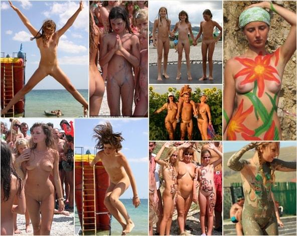 teen nudist