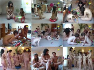 Naturist Freedom video – Shed below the mountain