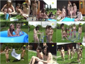 Read more about the article Family Nudism video – Slide in the summer