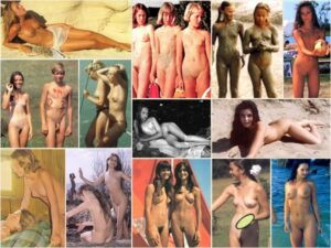 Read more about the article Retro nudism gallery photo – Vintage nudists [set 2]