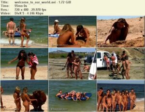 Read more about the article Enature nudism video – Welcome to our world