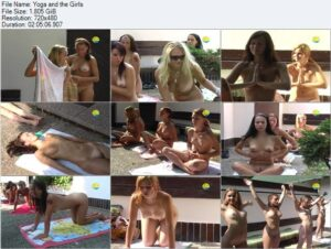 Read more about the article Naturist Freedom video – Yoga and the girls