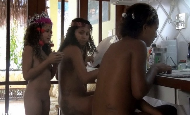 brazilian nudist video