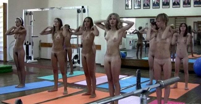 candid nudism