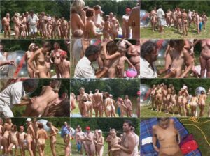 Pure Nudism video – Daytime family picnic [vol 3]
