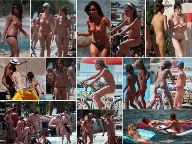 Pure nudism photo
