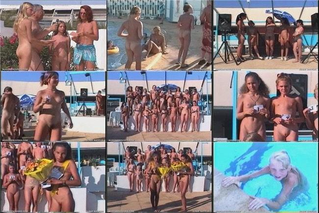 Nudist contest video – Junior miss pageant france [vol 11]