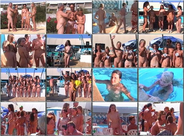 Nudist contest video – Junior miss pageant france [vol 7]