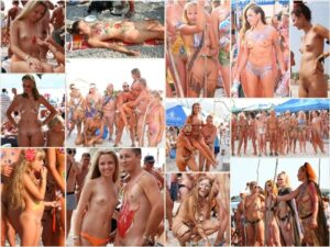 Read more about the article Pure nudist photo – Koktebel beach party