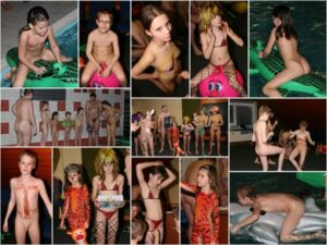 Read more about the article Naturist family photo – Naturist hotel party [set 2]