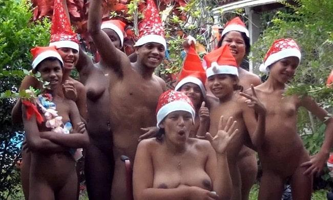 Nudism Brazil