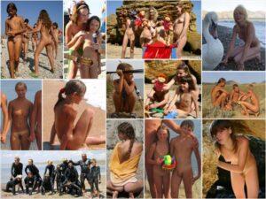 Young nudists photo – Purenudism photo [set 40]