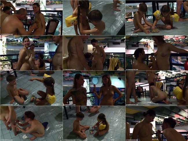 Pure nudist video – Aquatic park zone [vol 3]